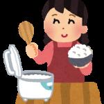 ご飯の水加減を間違えた!お米が固い場合の対処法は?
