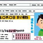免許証の住所変更は本人以外も可能?代理人の委任状の書き方は?
